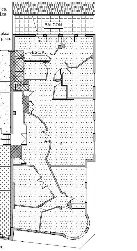 General office for rent in Westmount at 4817-4823 Sherbrooke West - Floorplan 01 - RentersPages – L12805
