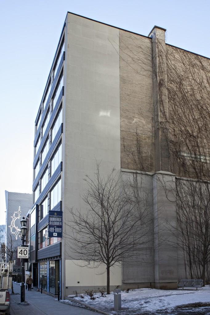 General office for rent in Montreal (Downtown) at 2160 De La Montagne - Photo 02 - RentersPages – L12763