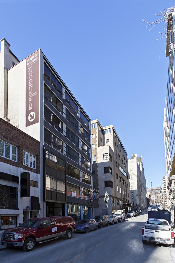 General office for rent in Montreal (Downtown) at 2160 De La Montagne - Photo 04 - RentersPages – L12763