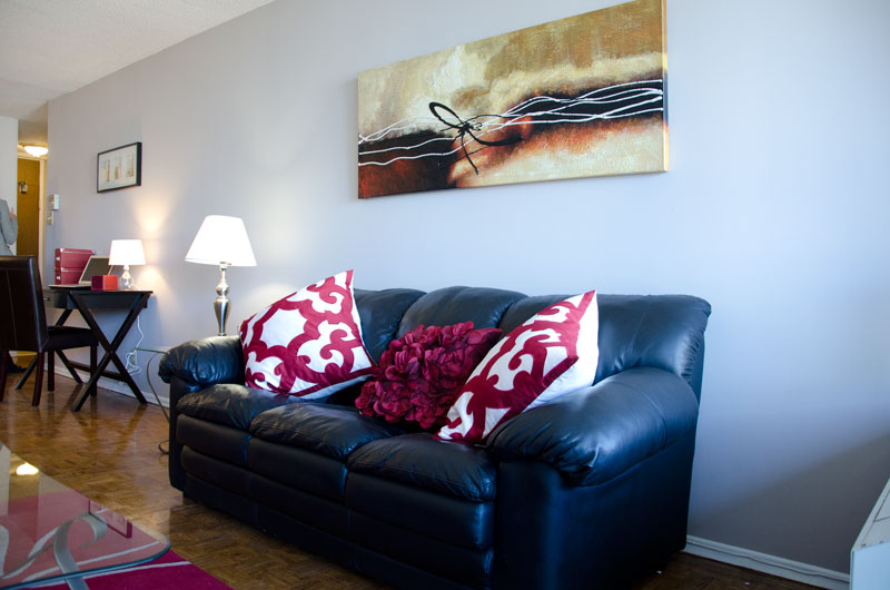 luxurious Studio / Bachelor Apartments for rent in North-York at Sheppard Centre - Photo 01 - RentersPages – L2697