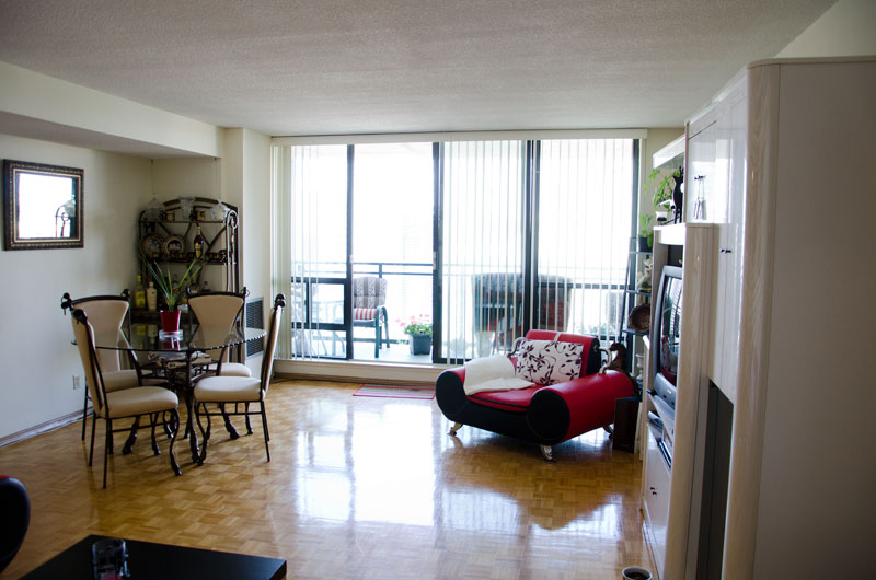 luxurious Studio / Bachelor Apartments for rent in North-York at Sheppard Centre - Photo 05 - RentersPages – L2697