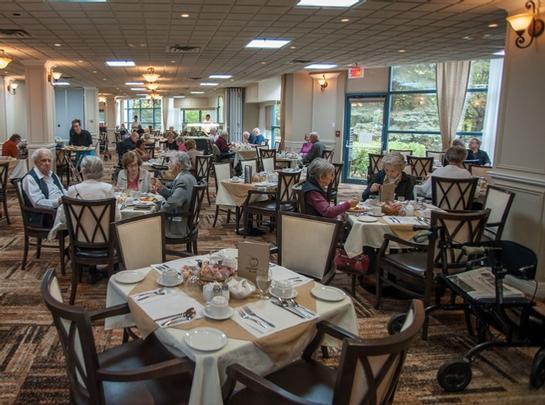 1 bedroom Independent living retirement homes for rent in Saint Lambert at Jardins Interieurs - Photo 05 - RentersPages – L19487
