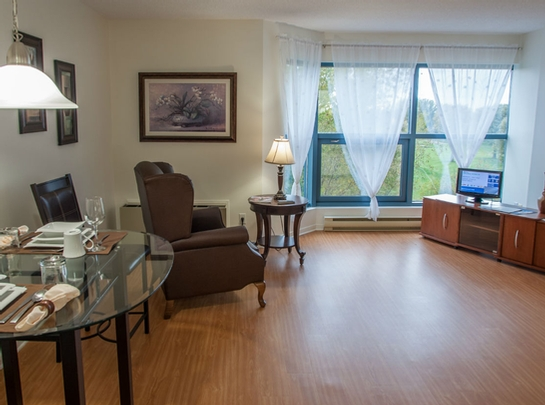 1 bedroom Independent living retirement homes for rent in Saint Lambert at Jardins Interieurs - Photo 11 - RentersPages – L19487