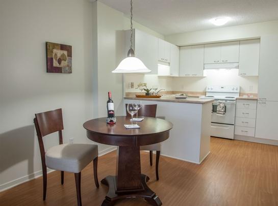 1 bedroom Independent living retirement homes for rent in Saint Lambert at Jardins Interieurs - Photo 12 - RentersPages – L19487