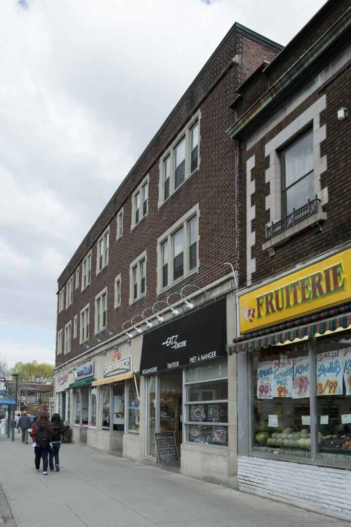 General office for rent in Westmount at 4814-4824 Sherbrooke West - Photo 03 - RentersPages – L12808