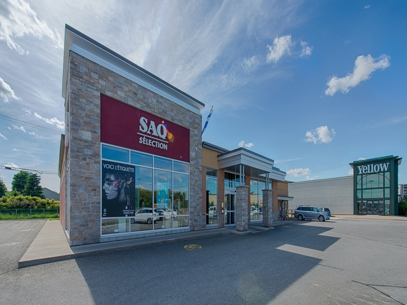 Shopping center for rent in Victoriaville at Grande-Place-Des-Bois-Francs - Photo 03 - RentersPages – L180996