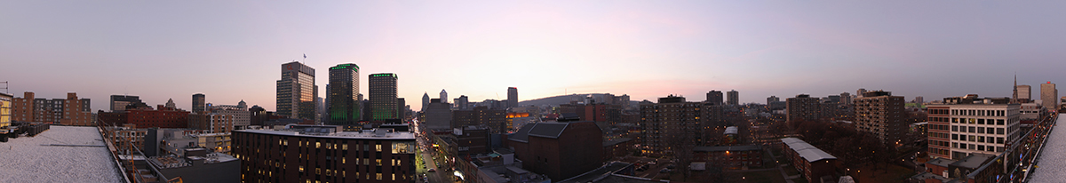 luxurious Studio / Bachelor Condos for rent in Montreal (Downtown) at 1255 de Bullion - Photo 05 - RentersPages – L119807
