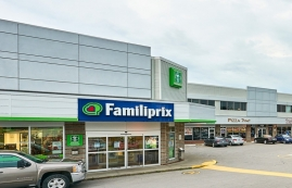 Strip mall for rent in Repentigny at Place-Laurentien - Photo 01 - RentersPages – L182905