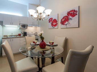 Studio / Bachelor Independent living retirement homes for rent in Montreal-North at Les Habitations Pelletier - Photo 04 - RentersPages – L19523