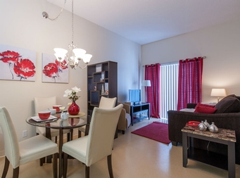 Studio / Bachelor Independent living retirement homes for rent in Montreal-North at Les Habitations Pelletier - Photo 05 - RentersPages – L19523
