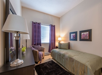 Studio / Bachelor Independent living retirement homes for rent in Montreal-North at Les Habitations Pelletier - Photo 06 - RentersPages – L19523