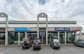 Strip mall for rent in Ville St-Laurent - Bois-Franc at Promenades-Thimens-Retail-space - Photo 01 - RentersPages – L181031