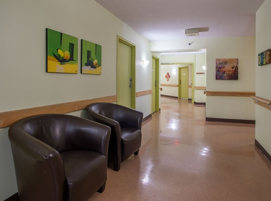 Studio / Bachelor Independent living retirement homes for rent in Hochelaga-Maisonneuve at Manoir Louisiane - Photo 03 - RentersPages – L19529
