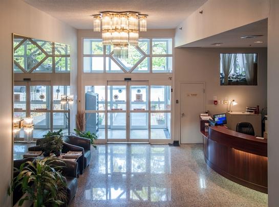 Studio / Bachelor Independent living retirement homes for rent in Hochelaga-Maisonneuve at Manoir Louisiane - Photo 04 - RentersPages – L19529