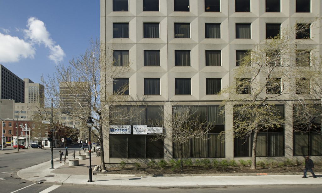 General office for rent in Montreal (Downtown) at 1001 De Maisonneuve East - Photo 02 - RentersPages – L12796