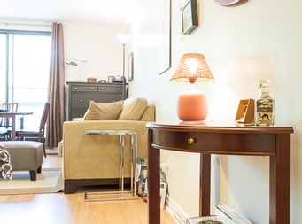 Studio / Bachelor Assisted living retirement homes for rent in Ahuntsic-Cartierville at Residences Tournesol - Photo 01 - RentersPages – L19539