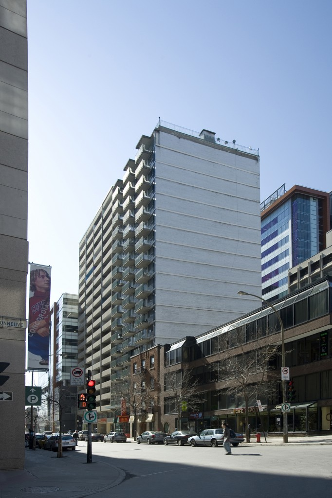 General office for rent in Montreal (Downtown) at 1432-1448 Mackay - Photo 02 - RentersPages – L12765