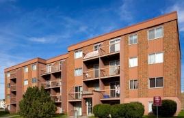 2 bedroom Apartments for rent in La Cite-Limoilou at Le Complexe Montserrat - Photo 01 - RentersPages – L168593