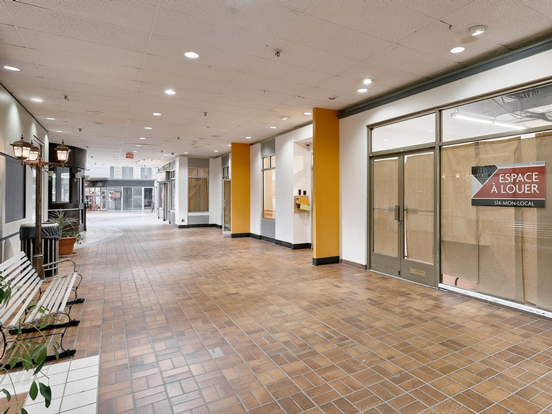 Shopping center for rent in Nuns' Island at Le-Village-Shopping-Centre - Photo 03 - RentersPages – L181767