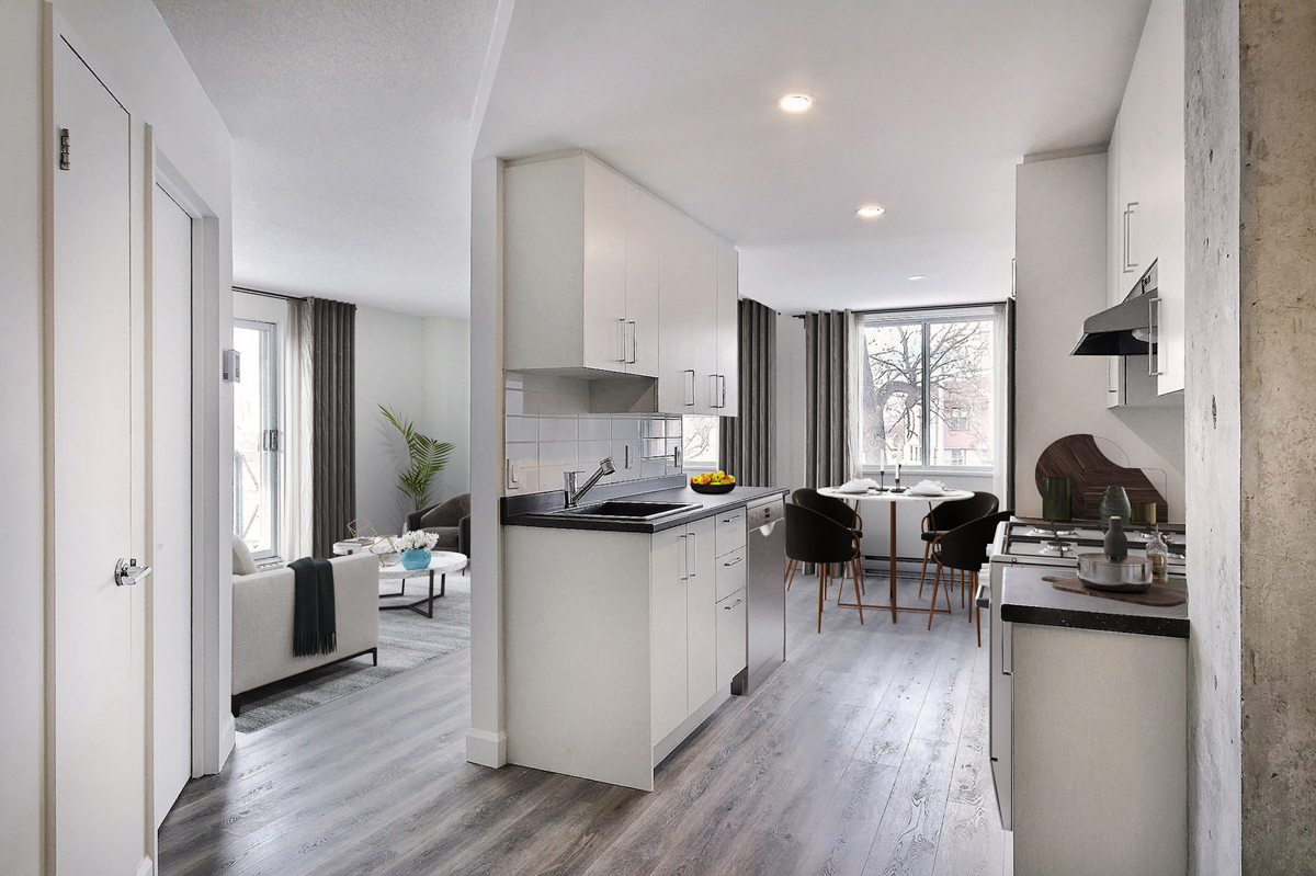 Studio / Bachelor Apartments for rent in Quebec City at Complexe Laudance - Photo 11 - RentersPages – L407137