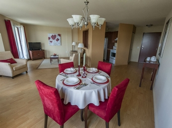 1 bedroom Independent living retirement homes for rent in Drummondville at Jazz Drummondville - Photo 04 - RentersPages – L19112