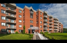 1 bedroom Independent living retirement homes for rent in Brossard at L Emerite de Brossard - Photo 01 - RentersPages – L19496
