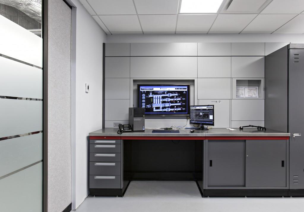 General office for rent in Ville St-Laurent - Bois-Franc at 750 Marcel Laurin - Photo 02 - RentersPages – L12790