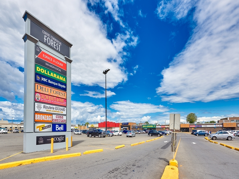Shopping center for rent in Montreal-North at Forest-Shopping-Center - Photo 01 - RentersPages – L181582