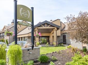 Studio / Bachelor Independent living retirement homes for rent in Magog at Residence Memphremagog - Photo 08 - RentersPages – L19096