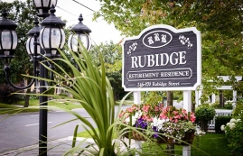luxurious 2 bedroom Assisted living retirement homes for rent in Peterborough at Rubidge Retirement Residence - Photo 01 - RentersPages – L37705