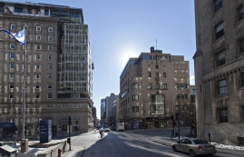 General office for rent in Montreal (Downtown) at 2160 De La Montagne - Photo 01 - RentersPages – L12761