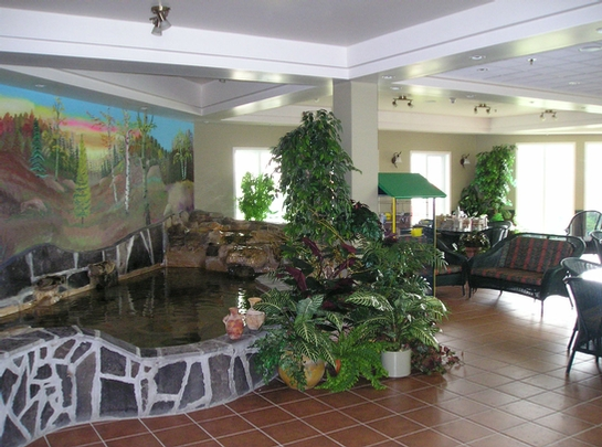 Studio / Bachelor Independent living retirement homes for rent in Rivière-du-Loup at Manoir Lafontaine - Photo 08 - RentersPages – L19087
