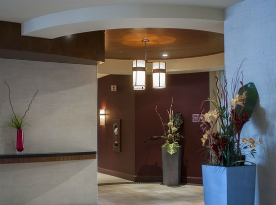 1 bedroom Independent living retirement homes for rent in Les Rivieres at Jazz Lebourgneuf - Photo 02 - RentersPages – L19558