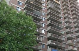 Studio / Bachelor Apartments for rent in Plateau Mont-Royal at Tour Lafontaine - Photo 01 - RentersPages – L23203