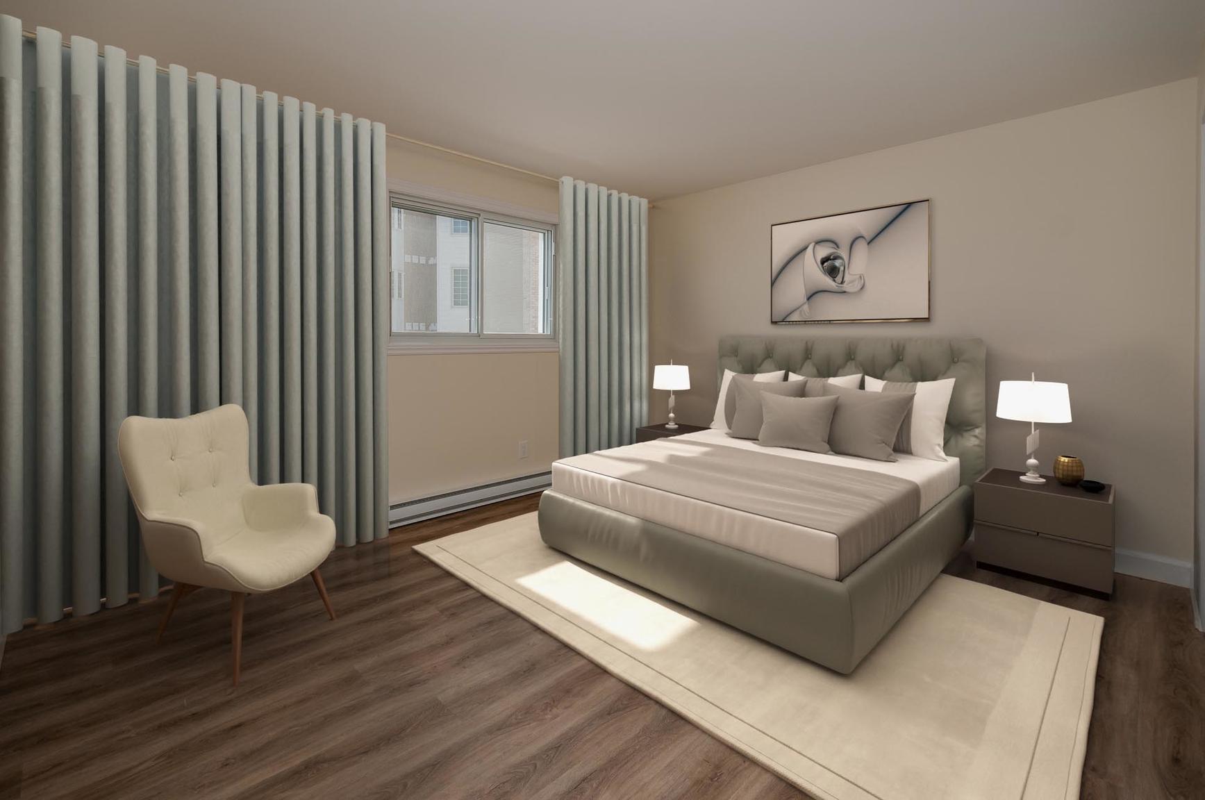 1 bedroom Apartments for rent in Quebec City at Les Appartements du Verdier - Photo 20 - RentersPages – L407123