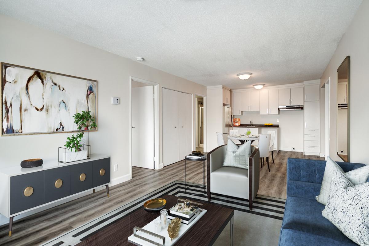 1 bedroom Apartments for rent in Quebec City at Les Appartements du Verdier - Photo 06 - RentersPages – L407123