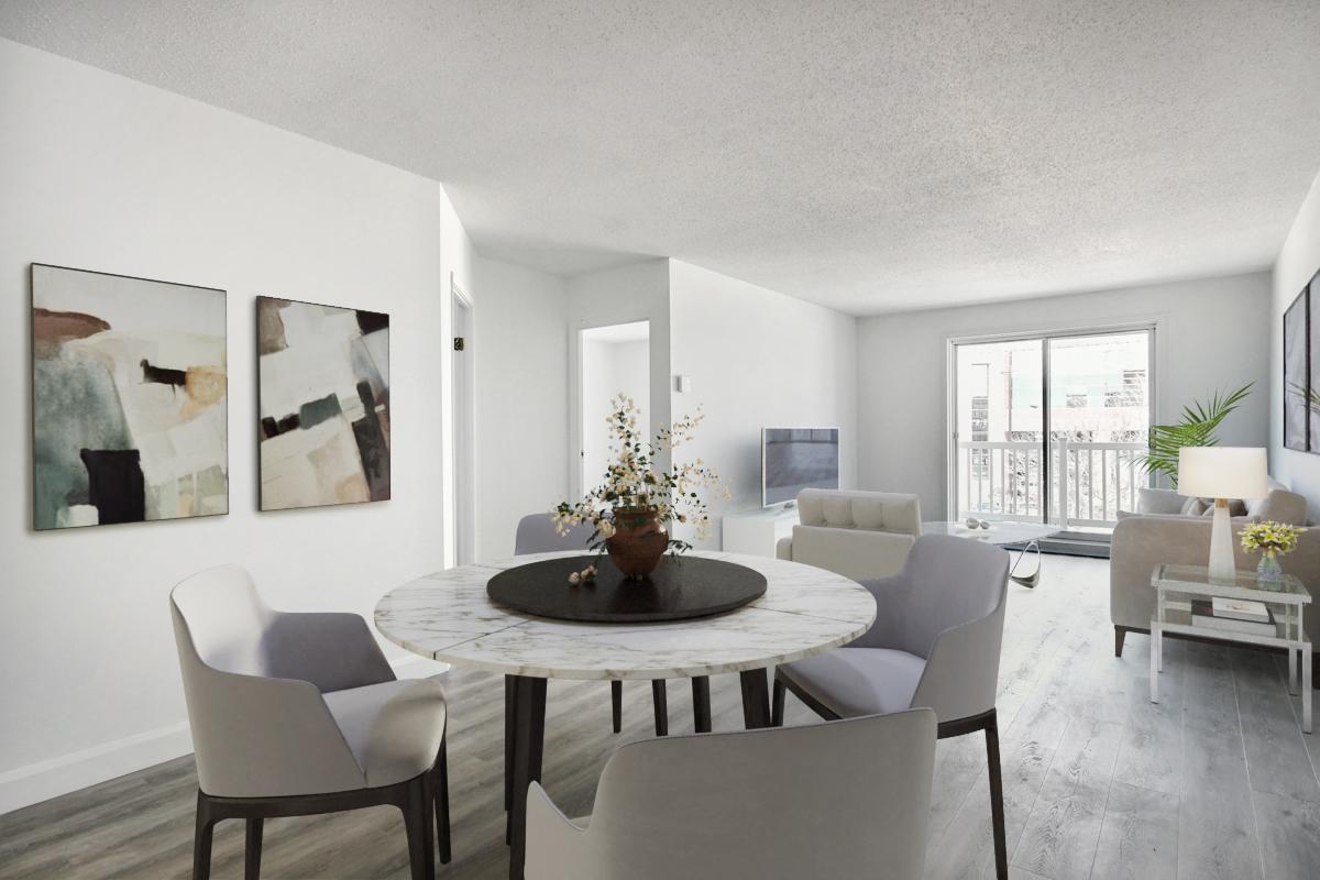 1 bedroom Apartments for rent in Quebec City at Les Appartements du Verdier - Photo 12 - RentersPages – L407123
