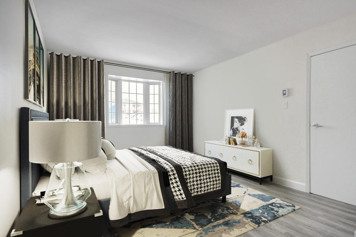 1 bedroom Apartments for rent in Quebec City at Les Appartements du Verdier - Photo 04 - RentersPages – L407123