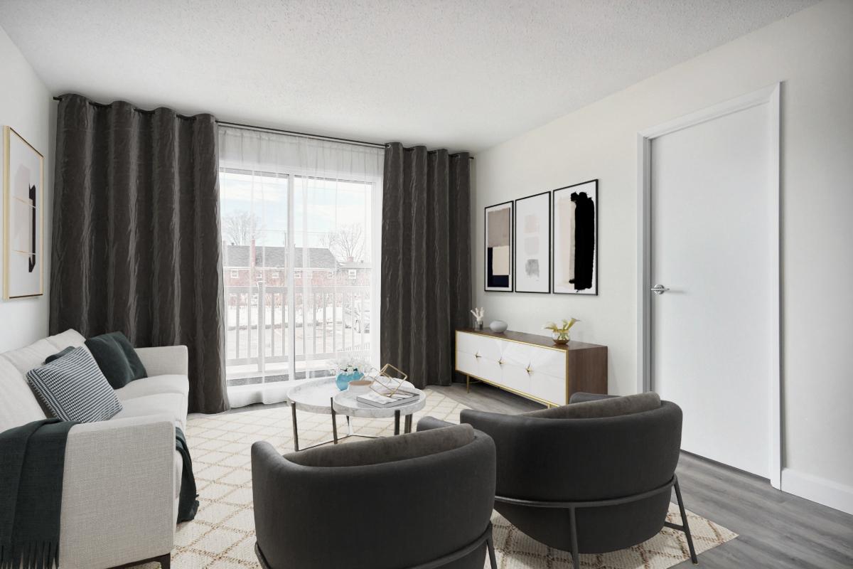 1 bedroom Apartments for rent in Quebec City at Les Appartements du Verdier - Photo 02 - RentersPages – L407123