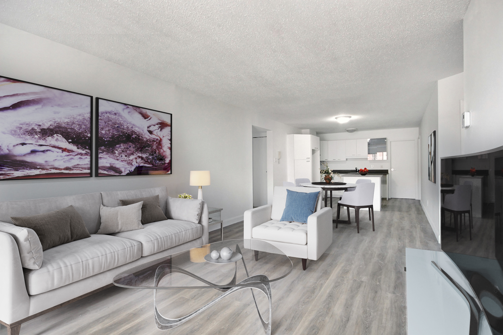1 bedroom Apartments for rent in Quebec City at Les Appartements du Verdier - Photo 13 - RentersPages – L407123