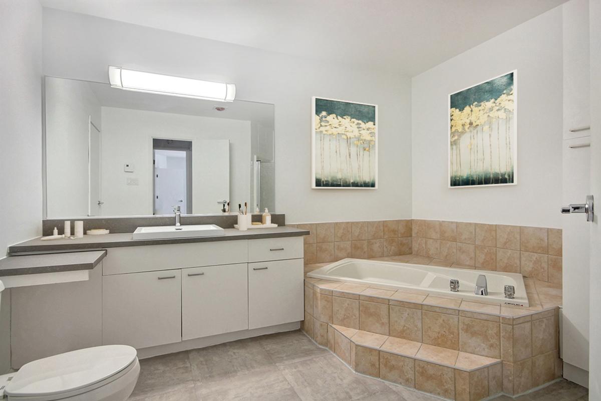 1 bedroom Apartments for rent in Quebec City at Les Appartements du Verdier - Photo 17 - RentersPages – L407123