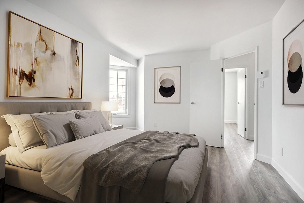 1 bedroom Apartments for rent in Quebec City at Les Appartements du Verdier - Photo 14 - RentersPages – L407123