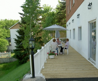 Studio / Bachelor Independent living retirement homes for rent in Sherbrooke at Villa St-Colomban - Photo 07 - RentersPages – L19097