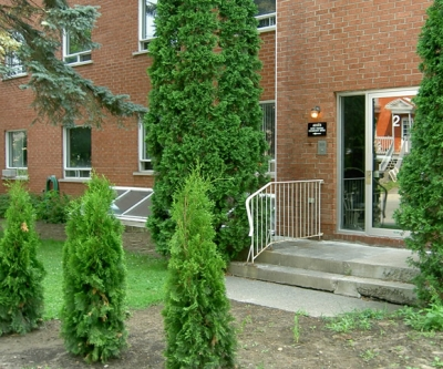 Studio / Bachelor Independent living retirement homes for rent in Sherbrooke at Villa St-Colomban - Photo 09 - RentersPages – L19097