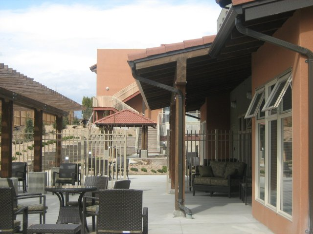 furnished Private Suite Assisted living retirement homes for rent in Osoyoos at Mariposa Gardens - Photo 05 - RentersPages – L128080