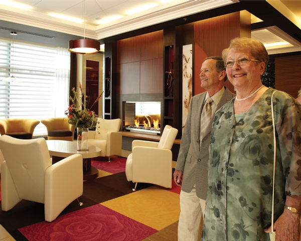 luxurious 2 bedroom Independent living retirement homes for rent in Hampstead at Vista - Photo 10 - RentersPages – L19544