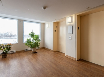 1 bedroom Independent living retirement homes for rent in Plateau Mont-Royal at Maison Urbaine Papineau - Photo 04 - RentersPages – L19527