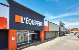 Strip mall for rent in Levis at Kennedy-Place - Photo 01 - RentersPages – L182898