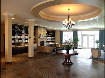 1 bedroom Independent living retirement homes for rent in Rimouski at Manoir Les Generations - Photo 03 - RentersPages – L19094