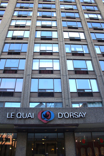 1 bedroom Apartments for rent in Ottawa at Somerset Manor-Quai Dorsay - Photo 01 - RentersPages – L399917